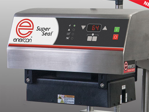 Increase Uptime with New Super Seal™ Cap Sealer