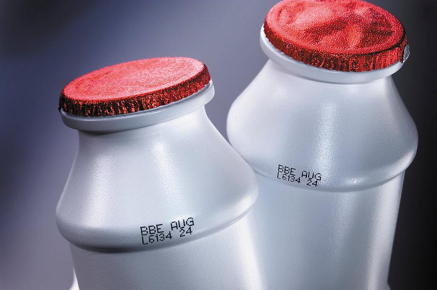 dairy plastic bottle Linx date printer.j