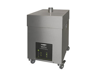 The entry level fume extractor for laser coding, marking and engraving systems.