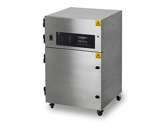 The T 30A is the most advanced system in our range of high vacuum units.