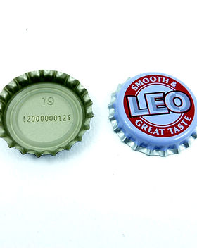 cap liners beer marking laser thailand.j