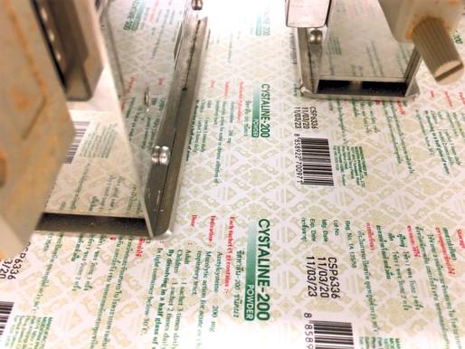 Pharmaceutical Product  |  Thermal Inkjet Printer  |  Date Printer