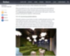 Nové kanceláře firmy kiwi.com