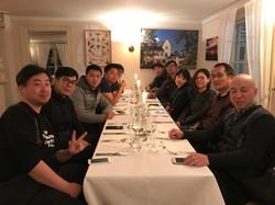 Våra gäster från China