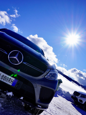 Mercedes, Ready For Action