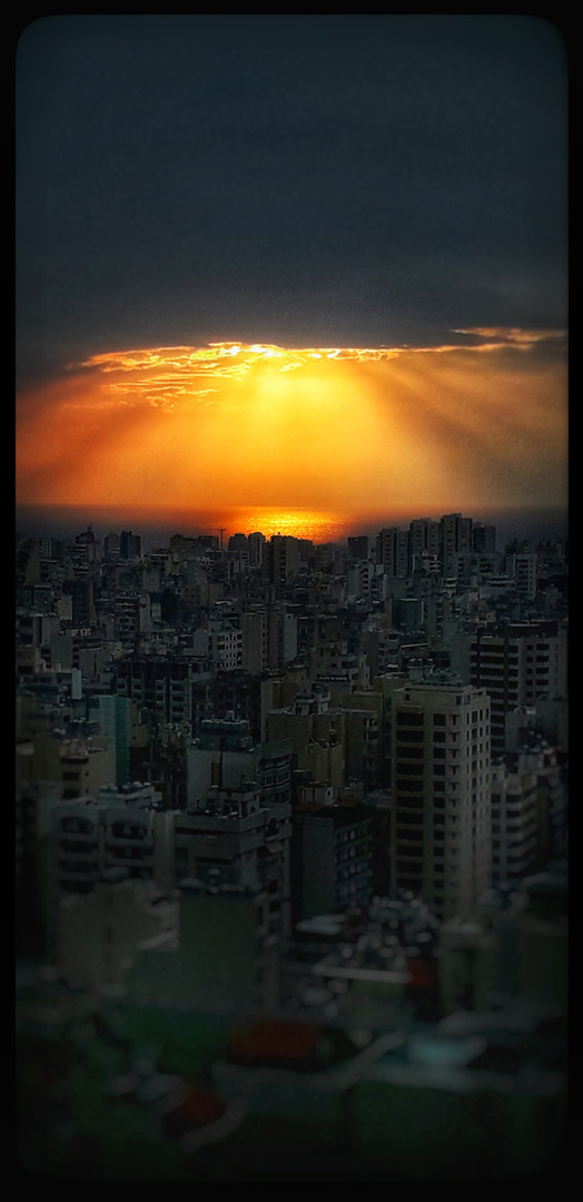 Beirut by Sunset
