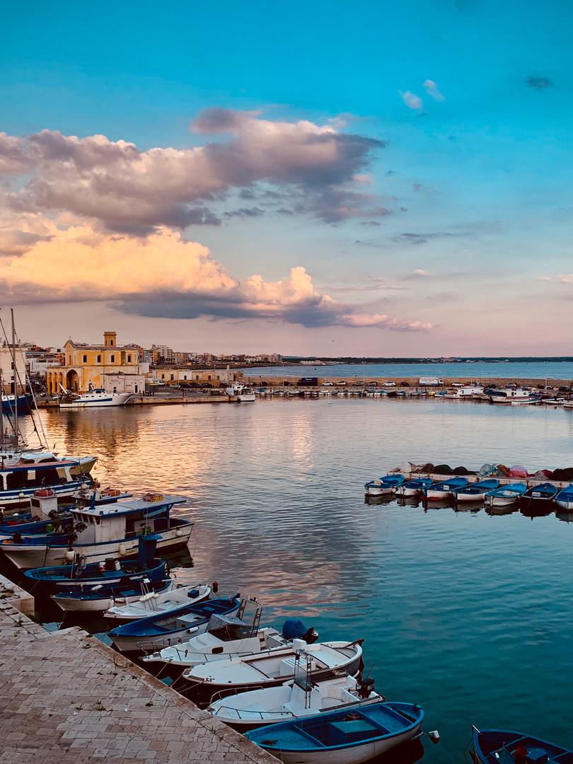 Porto Cesareo, Puglia