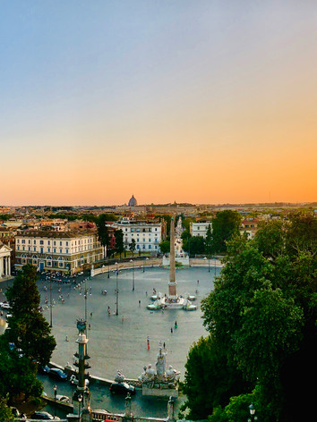 Piazza del Popol