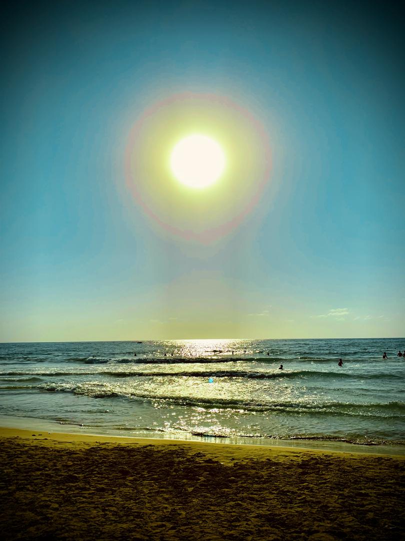 The Sun at full Power