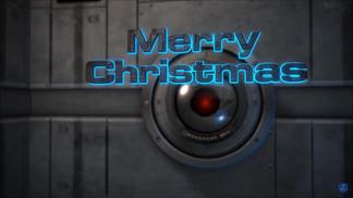 Optical Scanner Merry Christmas.mp4