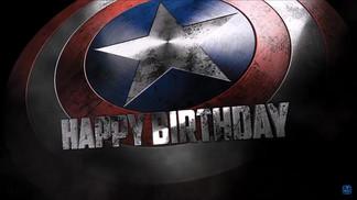 Captain America Happy Birthday.mp4