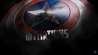 Captain America Invitations.mp4