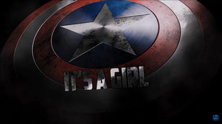 Captain America Its a Girl.mp4