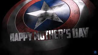 Captain America Happy Mothers Day.mp4
