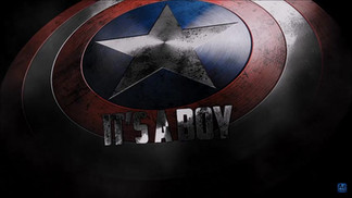 Captain America Its a Boy.mp4