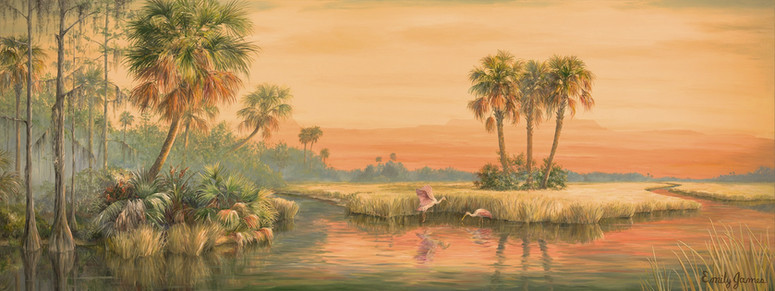 Golden Everglades