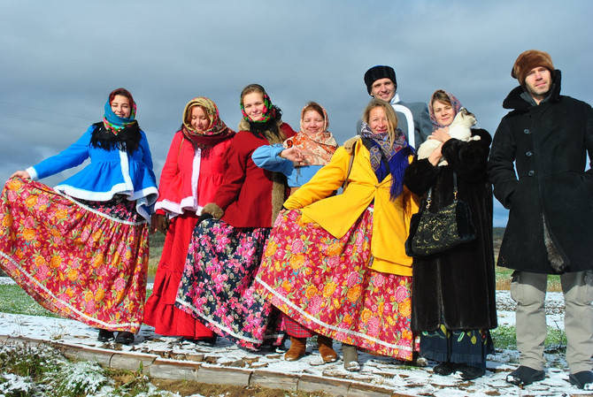 Пленер во Владимирской области