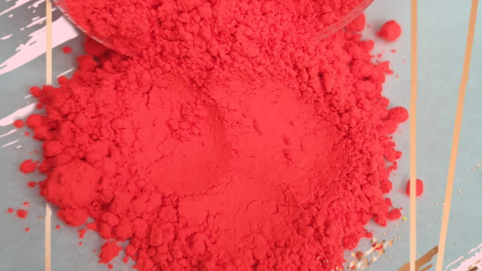 Bright red pppigment