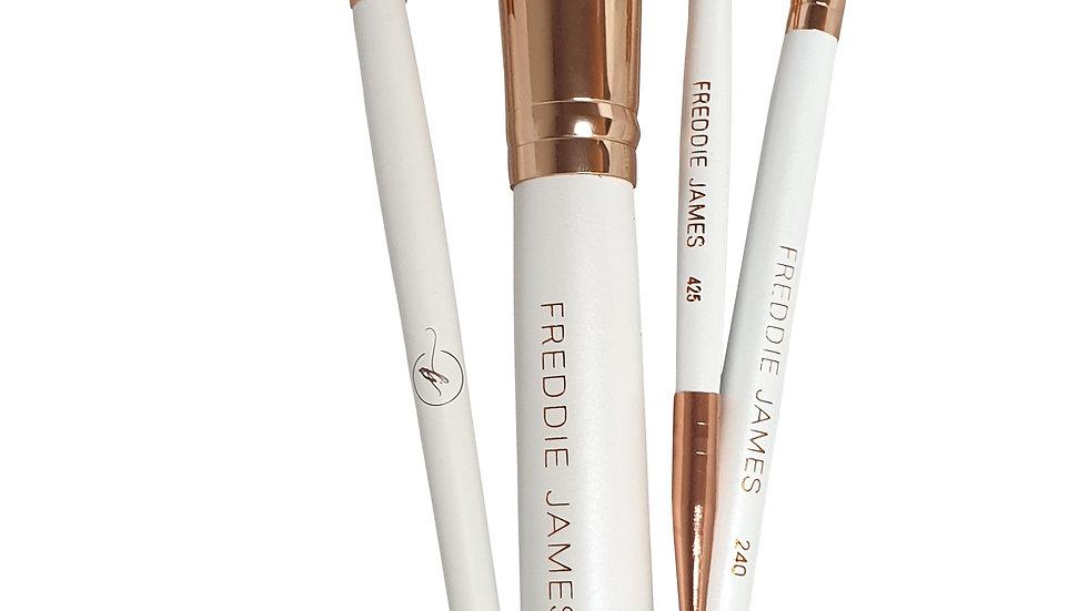 Freddie James 4 brush bundle