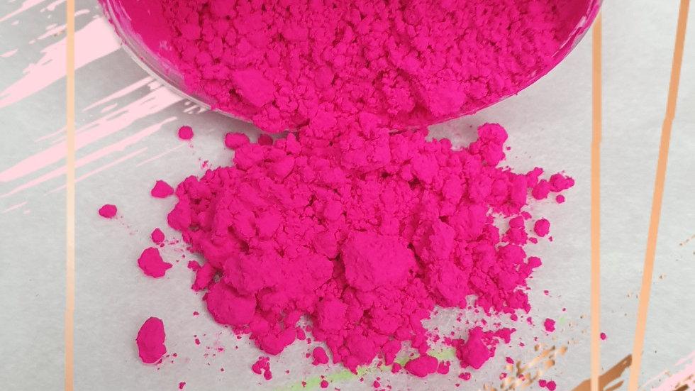 Deep pink pppigment