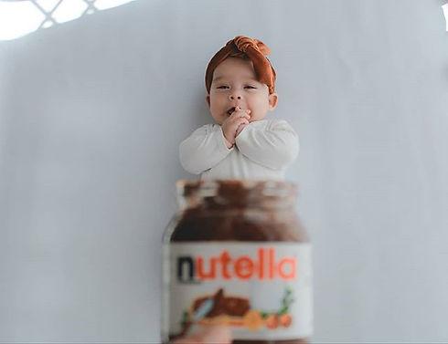 Nutella on toast, anyone_ 😍__So delicio