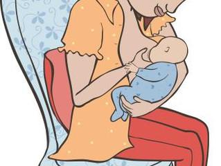 Lactancia materna o natural
