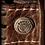 """Thumbnail: Ceinture en cuir à boucle en métal """"SUN RECORD"""""""