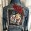 """Thumbnail: Veste en jean Levi's """"Rockabilly girl"""""""