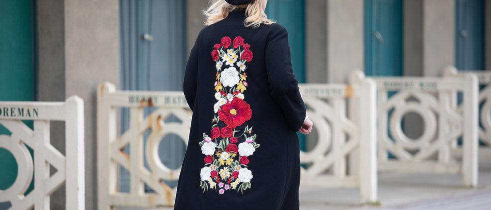 Manteau vintage Floral