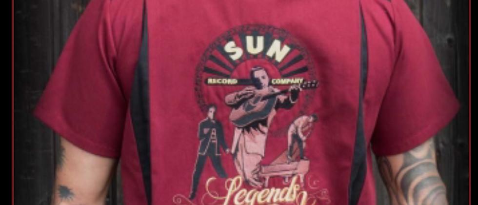 """Chemise bowling  """"Sun Legend """""""