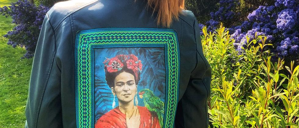 Veste perfecto personnalisée Frida