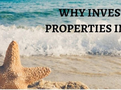 WHY INVEST IN PROPERTIES IN GOA? Here is what Propstar Exclusive Realty says.