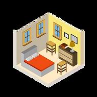 2244747-icone-de-chambre-a-coucher-sur-f