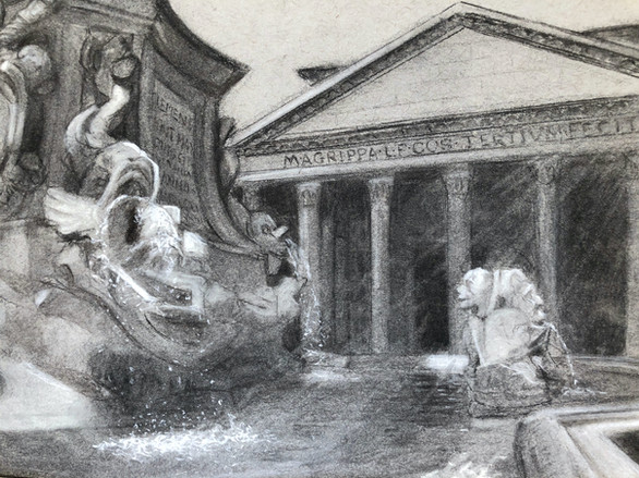 Fontana del Patheon