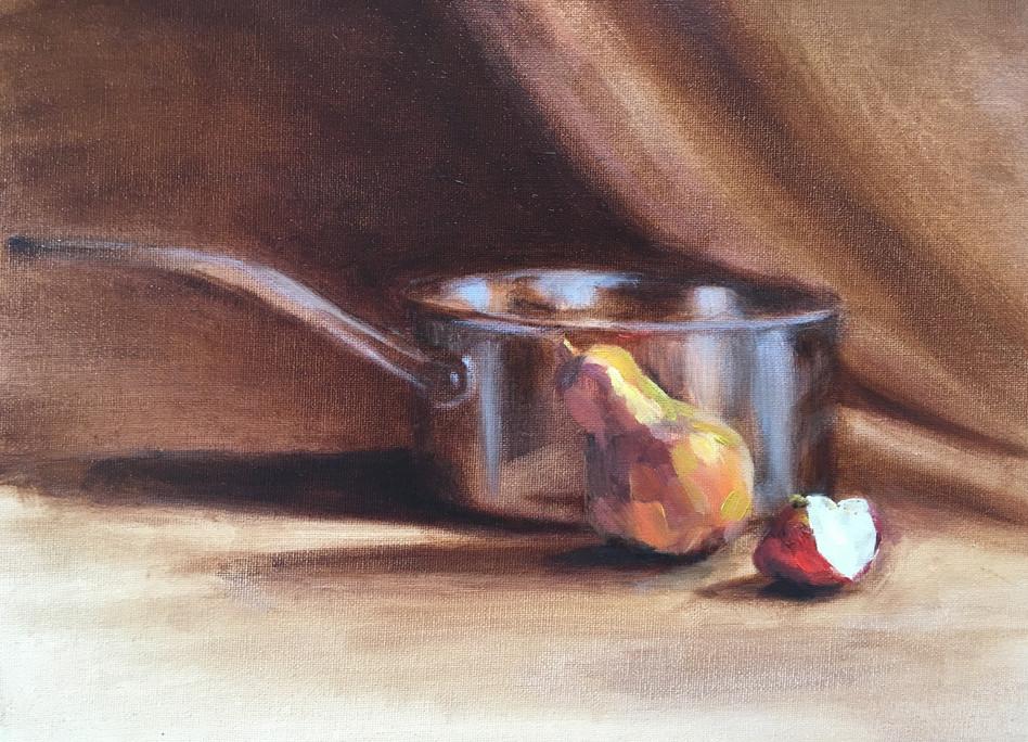Pear and Pan