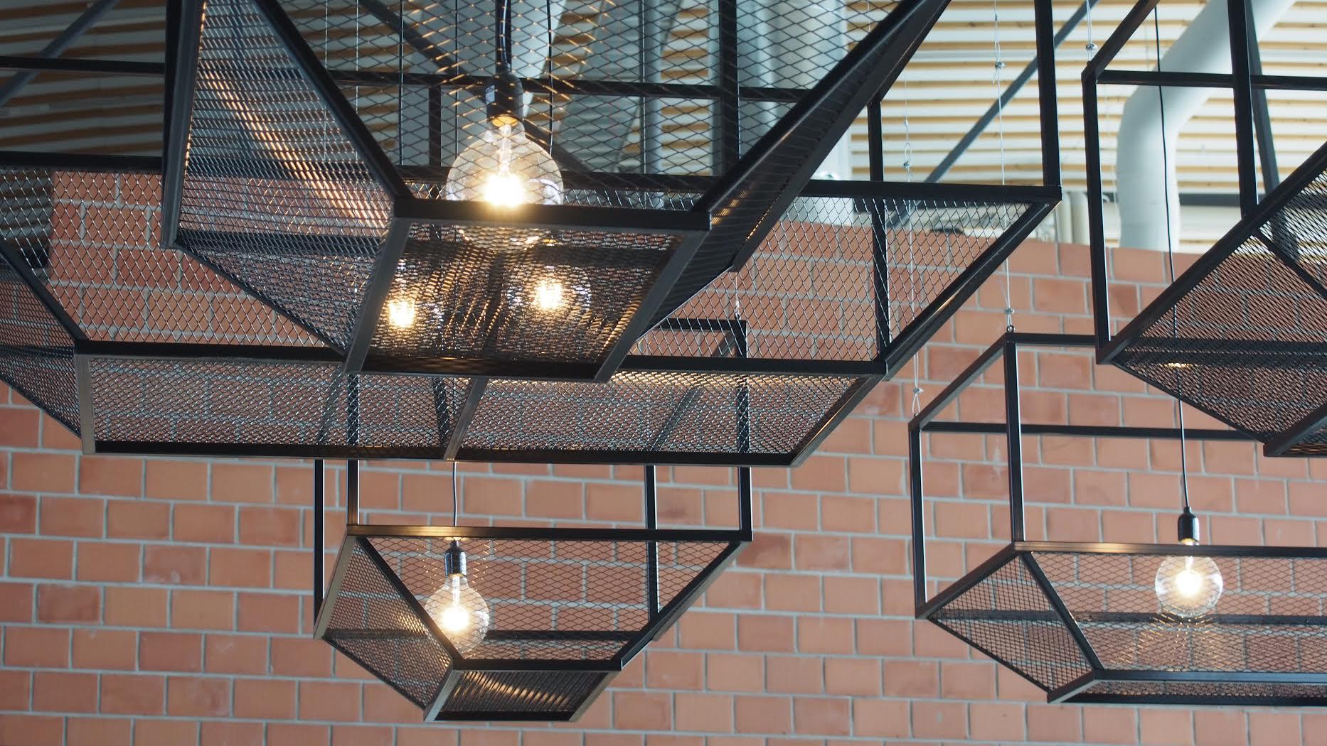 Finavia Tampere Airport light design