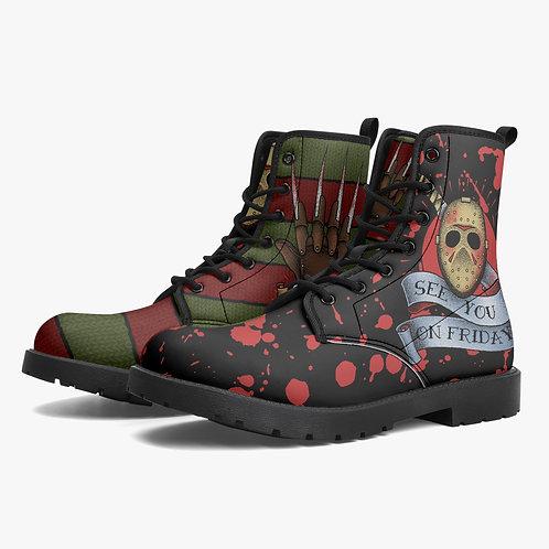 Freddy Vs Jason Boots