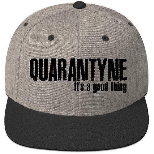 Quarantyne - It's a good thing! Snapback