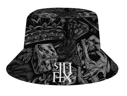 SIN FIX TATTOO BUCKET HAT