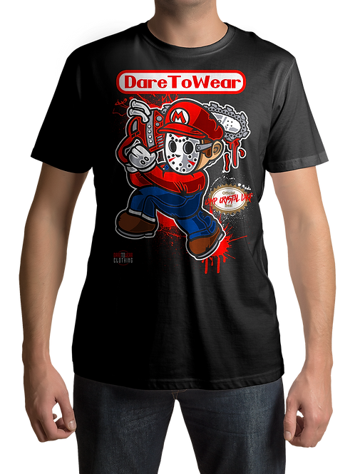 Dare To Wear Maniac Mario