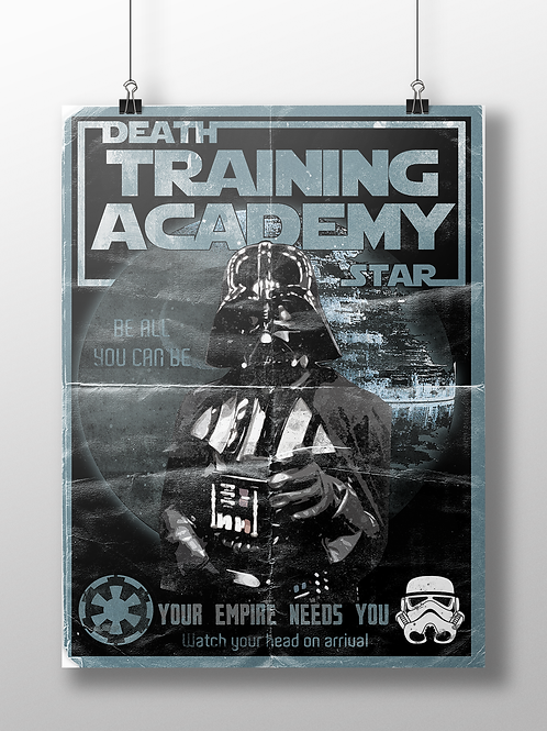 Death Star Training Academy