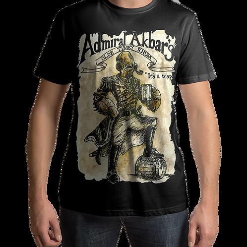Admiral Akbars Star Wars Rum