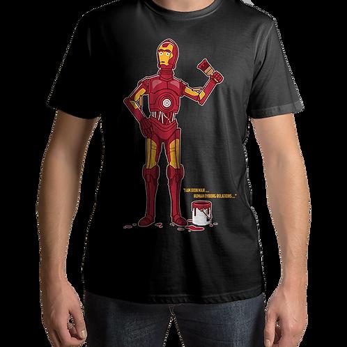Iron Man C3P0