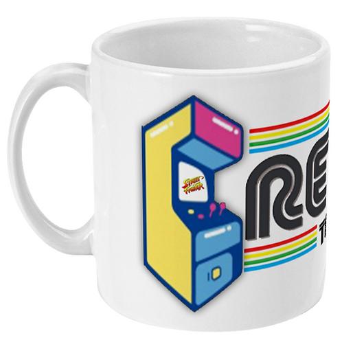 Retro Tech 100 Mug