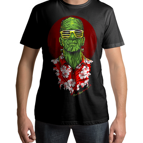 Frankenstein Holiday Shirt