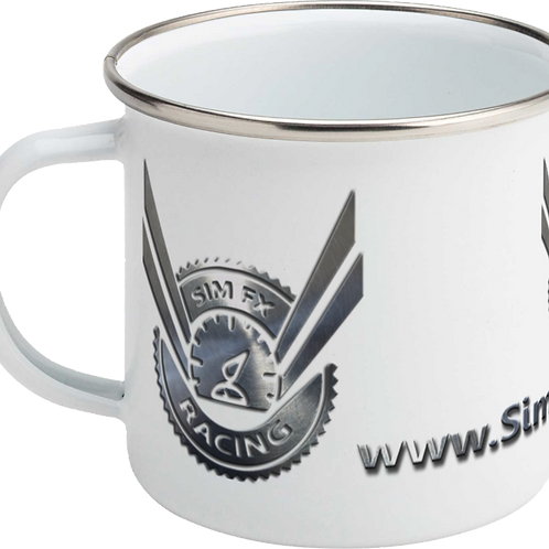 SimFX Racing Mug