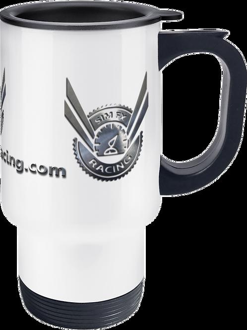 SimFX Racing Travel Mug