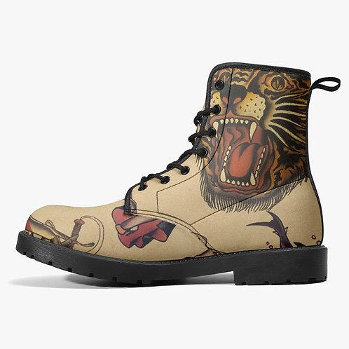 Tattoo Flash Boots
