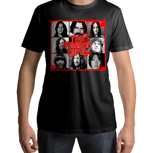 The Manson Family - Brady Bunch