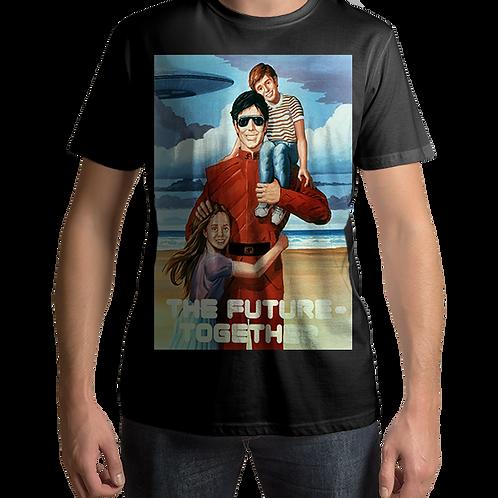 "V - TV Series - Propaganda Poster 1 ""The Future Together"""